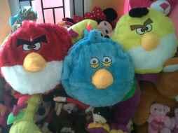 tas boneka angry bird