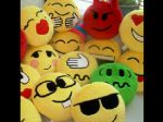 bantal emoticon bb