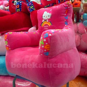 sofa anak hello kitty