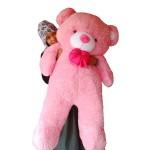 boneka teddy bear besar pink