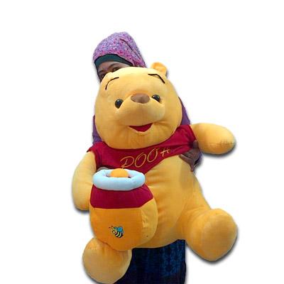boneka winnie the pooh besar