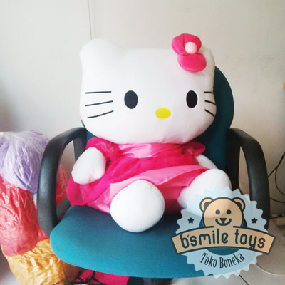 boneka-hello-kitty-gaun-xl-pink-fanta