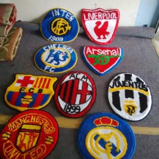 keset logo club bola